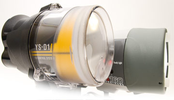 underwater strobes from Optical Ocean Sales