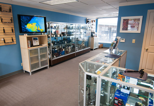 Optical Ocean Sales Retail Store