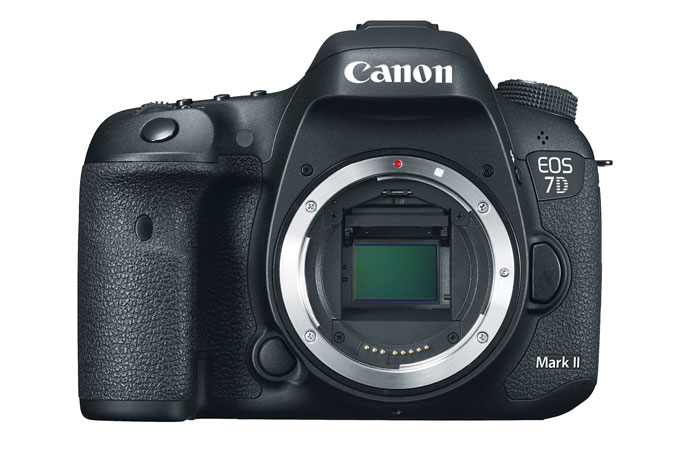 Canon 7D Mark II Camera
