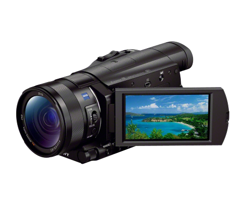 Sony AX100 Camcorder