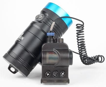 Kraken Remote Light Control