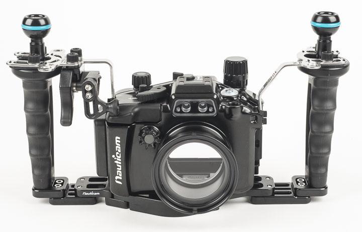 Nauticam Sony RX100V Underwater Housing Pro Set
