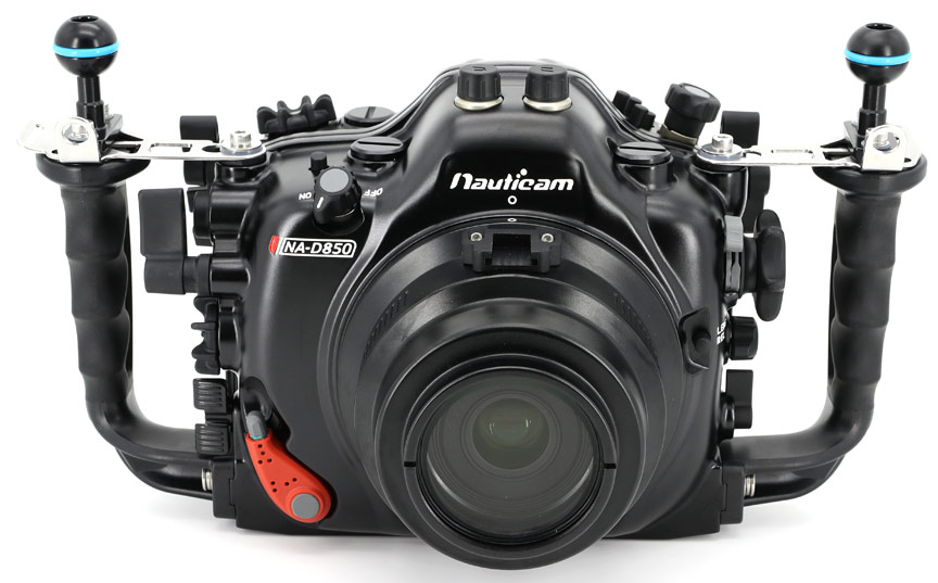 Nauticam Nikon D850 Underwater Housing