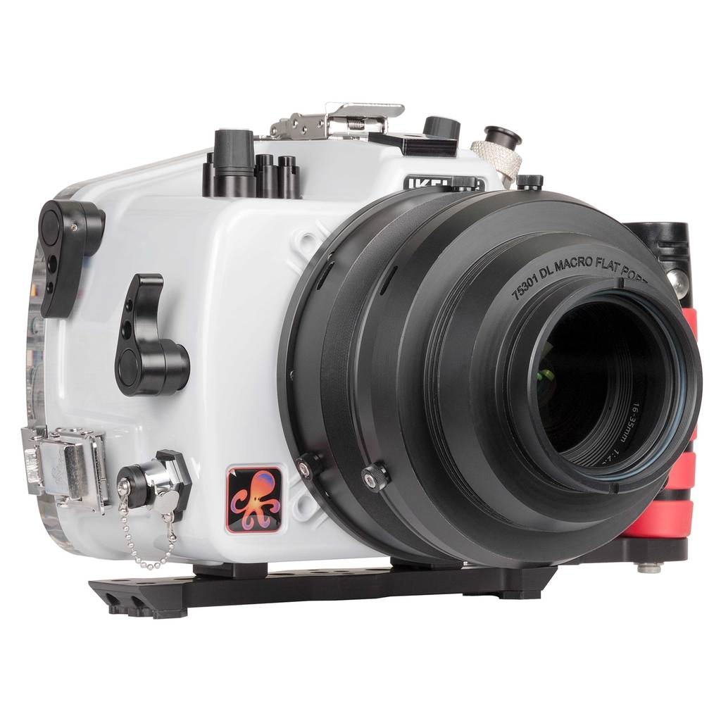 Ikelite Canon EOS 70D 200DL Underwater Housing
