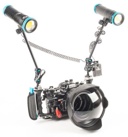Nauticam Sony A7RIII & A7III Underwater Video Package