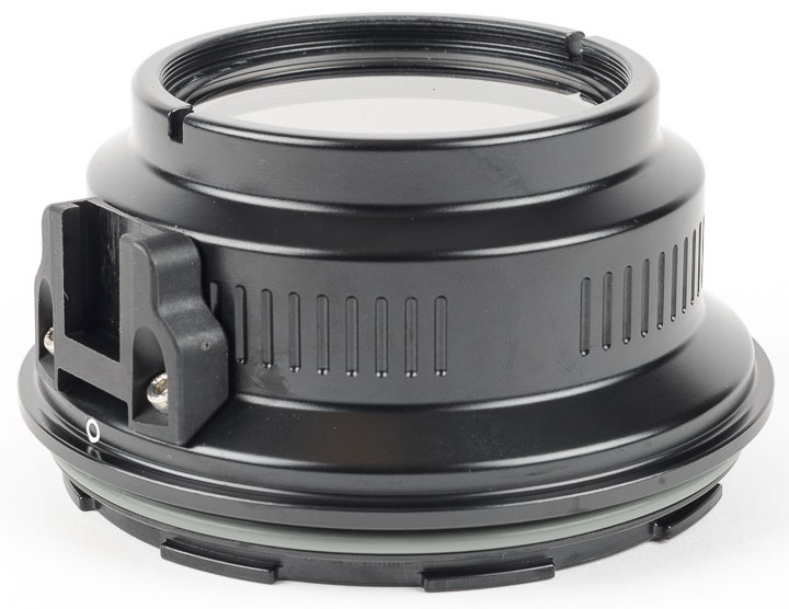 Nauticam N100 Flat Port 32 for Sony and Fujifilm Lenses